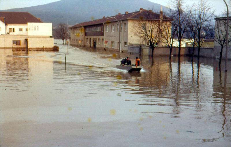 Hochwasser-1970-03