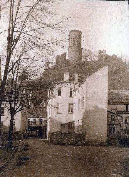 Godesburg und Michaelstr.