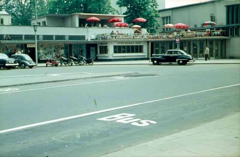 Der alte Theaterplatz