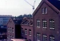 Burgschule Abriss