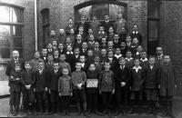 Burgschule 1920