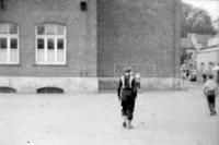 Burgschule Schulhof