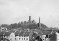 Godesburg mit Knolleveedel 1961