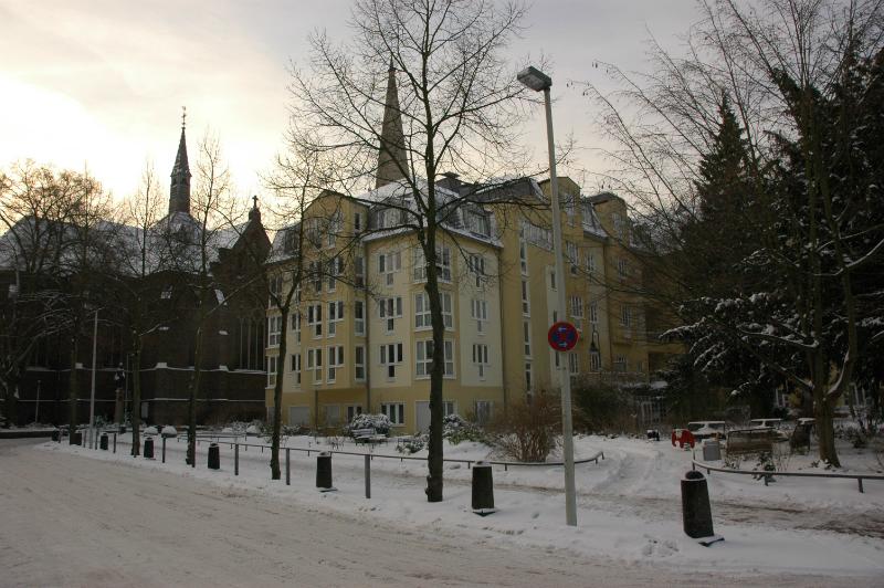 Markusstift und Kirche St. Marien